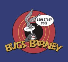 BUGS BARNEY: TRUE STORY DOC! by lemontee
