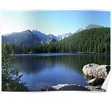 Bear Lake, Rocky Mountain National Park Poster