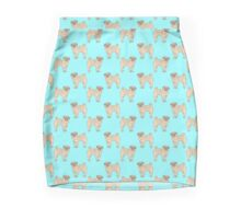 Pug dogs Mini Skirt