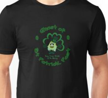 Ghost of St Patrick Past VRS2 Unisex T-Shirt