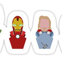 Avengers - [Tab Society] Sticker