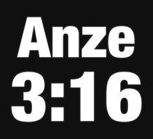 Anze 3:16 Kids Clothes