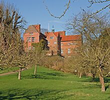 Chartwell in Westerham Kent, The home of Sir Winston Churchill by Keith Larby