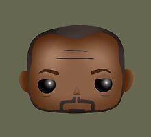 AMC The Walking Dead - Morgan - Funko Pop! by MokaMizore97