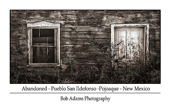 """Abandoned"" by Bob Adams"