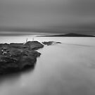 Rangitoto at Dawn  by Michelle  Morris