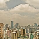 Johannesburg City by Vladan