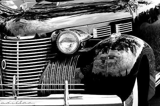 Cadillac front end 1040 by Randy & Kay Branham