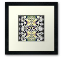 Baubles Framed Print
