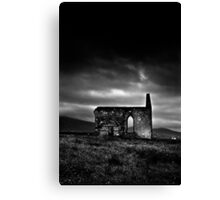 The Old Kirk Canvas Print