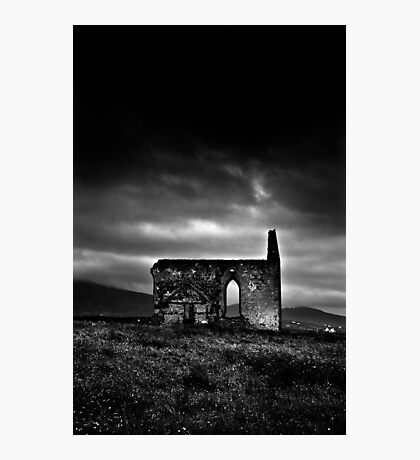 The Old Kirk Photographic Print