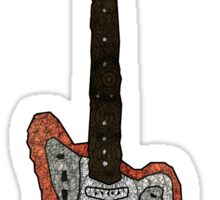 Fender Jaguar Sticker