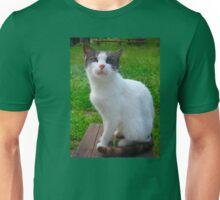 Cat and nature Unisex T-Shirt
