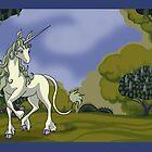 The Last Unicorn by Briana Kane