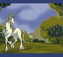 The Last Unicorn by brianaekane