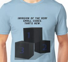 The Invasion of the Cubes Unisex T-Shirt