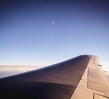 Winged Flight by Max Kalinowicz