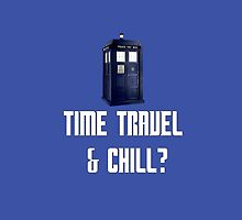 Time Travel & Chill? by fashionsforfans