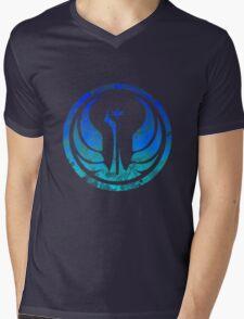 The Old Republic Emblem Mens V-Neck T-Shirt