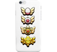 All Mystery Dungeon Badges iPhone Case/Skin