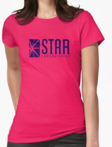 Gray Star Labs Shirt Womens Fitted T-Shirt