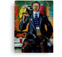 Distinguished Canvas Print