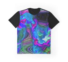 Colorful Madness Graphic T-Shirt
