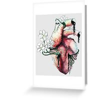 Heart of Vengeance Greeting Card