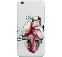 Heart of Vengeance iPhone Case/Skin
