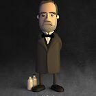 Louis Pasteur - Milkman by chayground