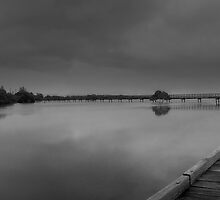 Overcast Urunga by Liam Robinson