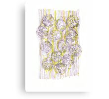 Size exclusion chromatography Canvas Print