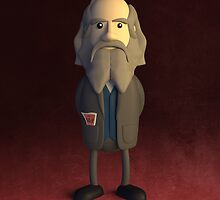 Dmitri Mendeleev - Ready & Table by chayground