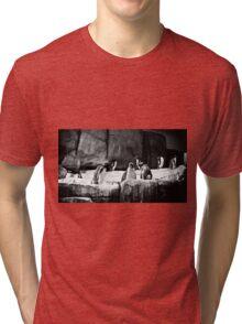Penguins Tri-blend T-Shirt