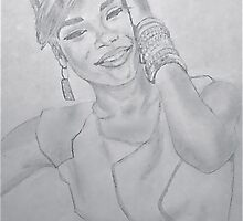 Rihanna by Wildesign
