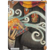 Harry Potter Books Magic iPad Case/Skin