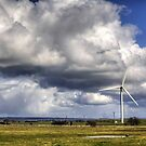Wind Power by Tom Gomez