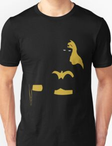Wonder Woman - Gold and Black T-Shirt