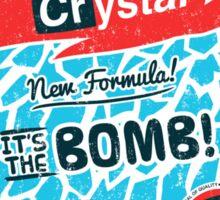 Da Bomb Sticker