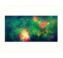 Space B OmegaNebulaComplex art Art Print