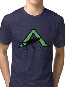 ARK: DINO RIDER Tri-blend T-Shirt