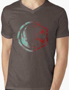 Jedi/Sith Emblem Mens V-Neck T-Shirt