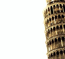 Leaning Tower of Pisa by João Sousa
