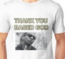THANK YOU BASED GOD 2 Unisex T-Shirt