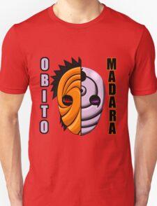 Madara and Obito T-Shirt