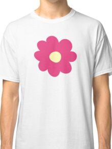 Flowers, Blossoms, Blooms, Petals - Pink Yellow  Classic T-Shirt