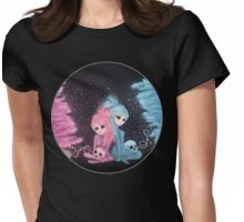 Intercosmic Christmas Womens Fitted T-Shirt
