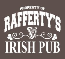 Rafferty Irish Pub Baby Tee