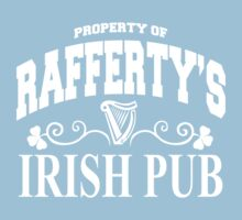 Rafferty Irish Pub Kids Tee