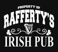 Rafferty Irish Pub One Piece - Long Sleeve